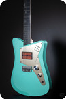 UMA Guitars Jetson 2020 Seafoam Pearl