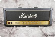 Marshall JCM 800 Lead Series 1983 Black