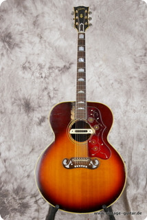 Gibson J 200 1965 Sunburst