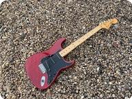 Fender Stratocaster 1979 Cherry