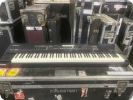 Roland XV88 Owned And Used By Rick Wakeman Of YES 1990 Black