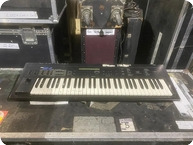 Korg DS 8 Owned And Used By Rick Wakeman Of YES 1989 Black