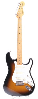 Squier By Fender Stratocaster '57 Reissue Jv Series 1984 Sunburst