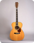 C. F. Martin Co OM 45 Owned And Used By Steve Howe YES ASIA 1977 Natural