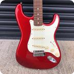 Fender 1962 Reissue Stratocaster CIJ 2004 Candy Apple Red
