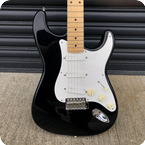 Fender Japanese Clapton Stratocaster 1998 Black