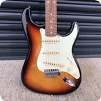 Fender Japanese 62 Reissue Stratocaster CIJ 2004 Sunburst