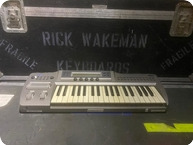 Korg Prophecy 1990 Silver