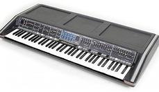 Moog PolyMoog 1970 Black Owned Used By Rick Wakeman Of YES 1970 Black