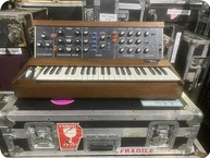 Moog MiniMoog Model D Owned Used By Rick Wakeman Of YES 1970 Natural