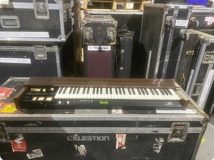 Hammond Xb 2 Owned & Used By Rick Wakeman Of Yes 1990 Natural