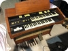 Hammond L122 Organ Owned & Used By Rick Wakeman Of YES  1950-Natural