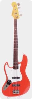 Fender Jazz Bass '62 Reissue Lefty 2004 Fiesta Red
