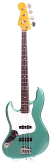 Fender Jazz Bass '62 Reissue Lefty 1999 Ocean Turquoise Metallic