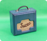 Supro Studio Amp 1957 Blue