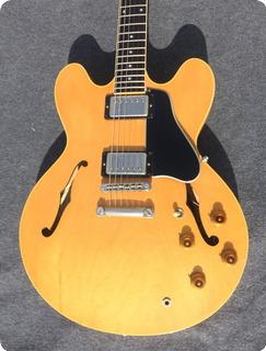 Gibson Es 335 Dot 1987 Naturak Blond