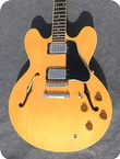 Gibson ES 335 Dot 1987 Naturak Blond