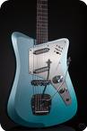 UMA Guitars Jetson 2 2020 Ice Fade
