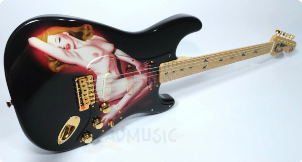 Fender Fender Custom Shop Playboy 40th Anniversary Strat New Old Stock 1994