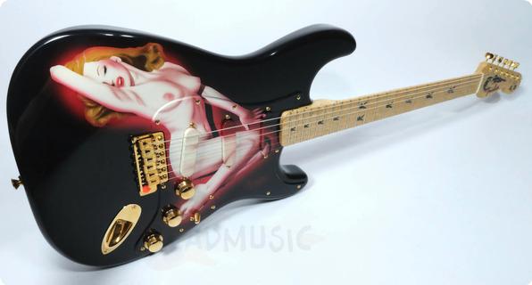 Fender Fender Custom Shop Playboy 40th Anniversary Strat New Old Stock 1994