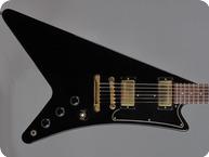 Gibson Heritage Moderne 1983 Ebony