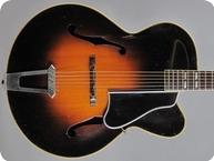 Gibson L 7C 1948 Sunburst