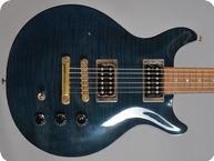 Hamer Sturdio Archtop 1992 Transluscent Blue