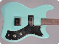 Guild S50 Jetstar 1965 Teal Green