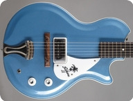 Supro Sahara 1964 Blue Metallic