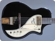 Supro Rhythm Tone 1958 Black