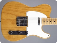 Fender Telecaster 1974 Natural