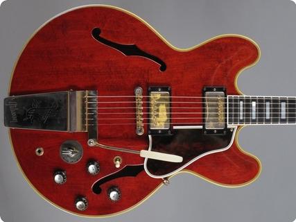 Gibson Es 355 Tdsv 1963 Cherry