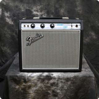Fender Champ 1969 Silverface