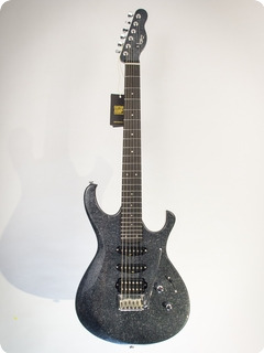 Pd Guitars Fusion 2018 Black Pearl