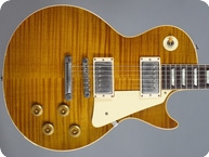 Gibson Les Paul 1959 True Historic Murphy Aged 2016 Lemonburst
