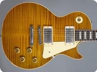 Gibson Les Paul 1959 True Historic Murphy Aged 2016 Lemonburst