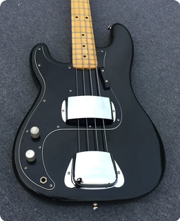 Fender Precision Bass Lefty 1978 Black