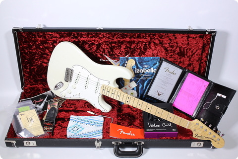 Fender 2019 Fender Custom Shop Limited Edition Jimi Hendrix Stratocaster  2019