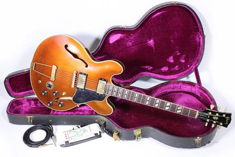 Gibson 1967 Gibson Es 345 Tdc Burgundy  1967