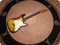 Fender Stratocaster 1965 Sunburst 2 Tone Fade
