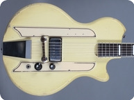 Supro Town Country 1961 White