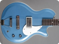 Supro Sahara 1964 Wedgewood Blue