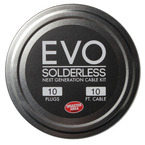 Disaster Area EVO Solderless Cable Kit Black