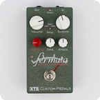 XTS Custom Pedals Fermata Optical Compressor