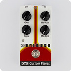 XTS Custom Pedals Shapecharger White