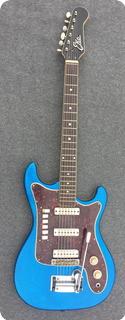 Eko 820 Condor 1964 Blu Sparkled