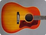 Gibson J 45 ...wide Neck 1965 Cherry Sunburst