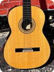 Takamine Hirade HP 10 Classical Electric 1990 Natural Finish