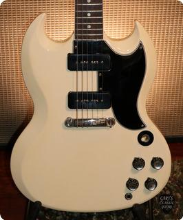 Gibson Sg Special  1963 Polaris White