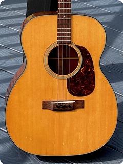 Martin 0 18t Tenor Guitar 1962 Mahogany